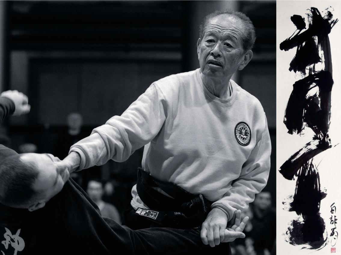 Masaaki-Hatsumi-Dojo-Art-Book-Training-Artwork