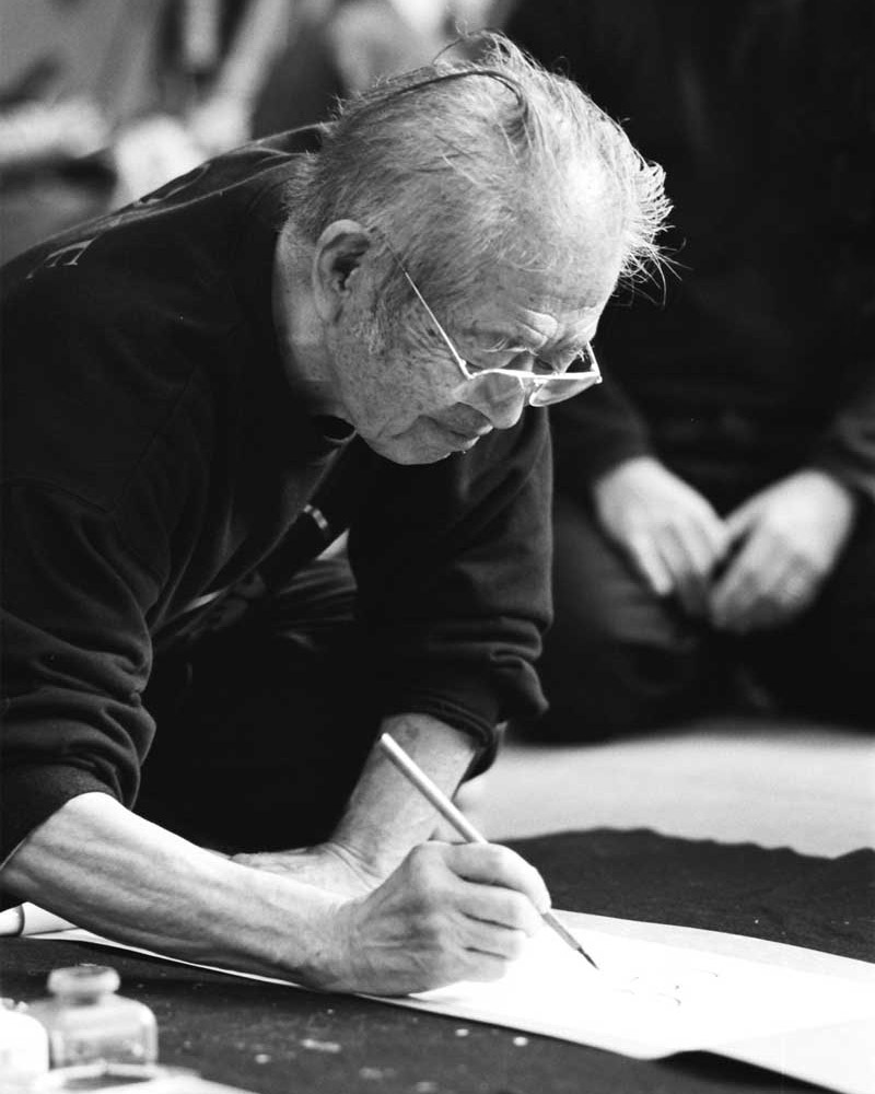 Masaaki-Hatsumi-Dojo-Art-Book-Sensei-Painting-Calligraphy
